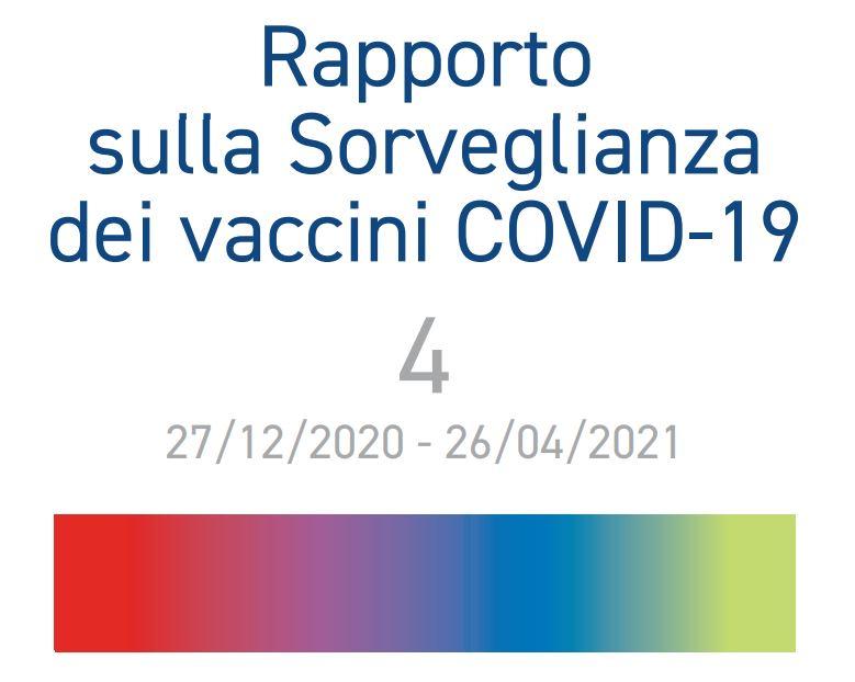 Quarto Rapporto AIFA sulla sorveglianza dei vaccini COVID-19